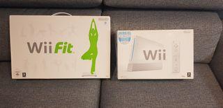 Consola Wii + Balance Board