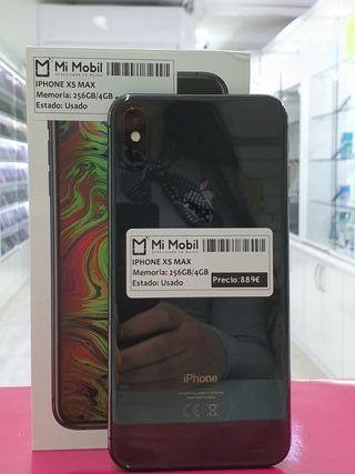 Iphone Xs Max 256GB Space Gray semi nuevo