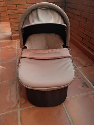 Baby Jogger Deluxe color arena Capazo