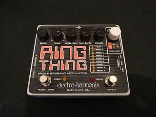 Electro Harmonix Ring Thing Pedal
