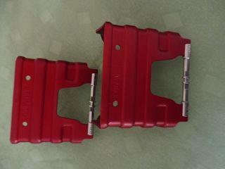 Cuchillas esquís travesia PLUM 90mm