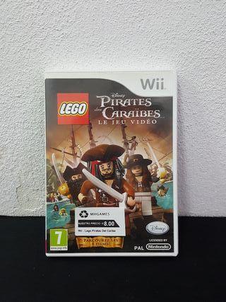 Juego Lego Piratas Del Caribe N Wii
