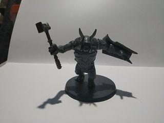 Troll de Mordor de plástico Warhammer ESDLA
