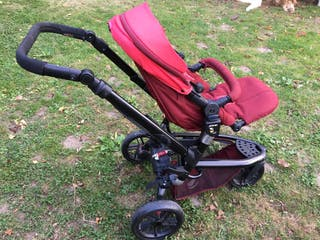 Carrito Trider Jane con matrix y base rotativa.