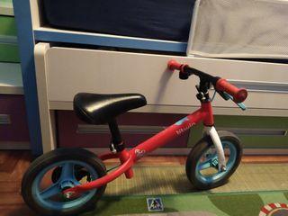 Bicicleta y Moto niño