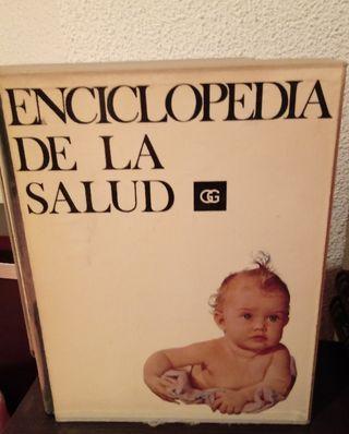 """ENCICLOPEDIA SALUD """"VINTAGE"""""""