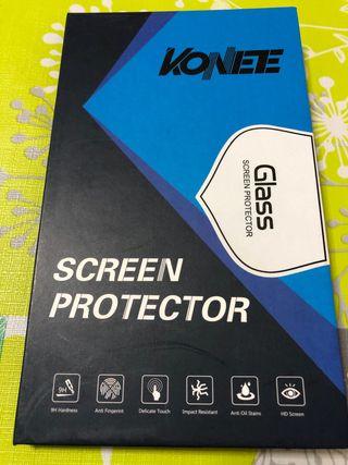 Protector pantalla trasera iPhone