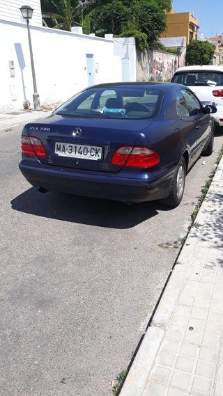 Mercedes-Benz CLK 1997