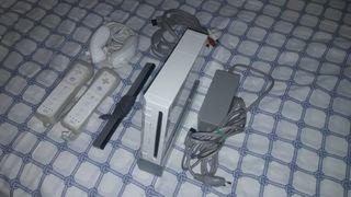 Wii Completa+Accesorios+Juegos