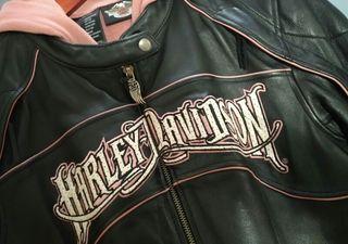 Chaqueta Harley Davidson Mujer