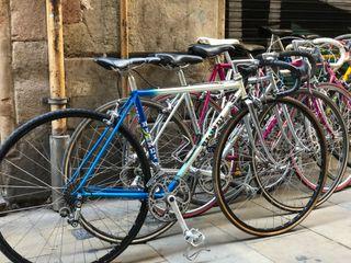 Bicicleta carretera clásica talla 47 50 52 56 60