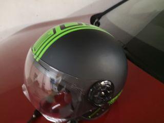 casco jet talla m