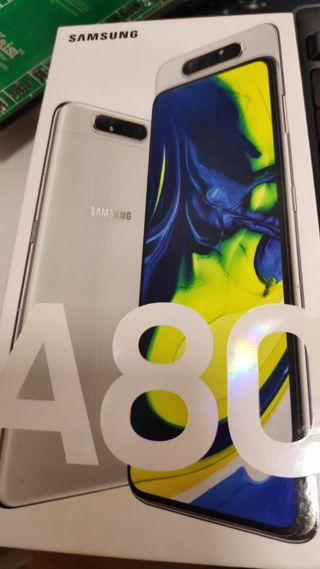 Samsung A80 PRECINTADO-ACEPTO CAMBIOS-silver