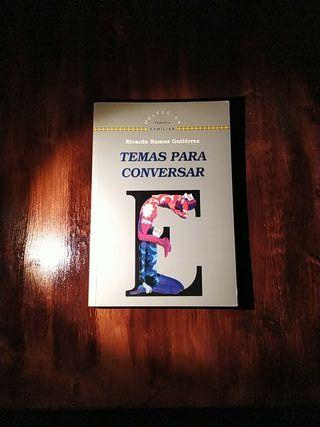 Temas para conversar - Ricardo Ramos Gutiérrez