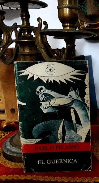 Libro El Guernica de Pablo Picasso