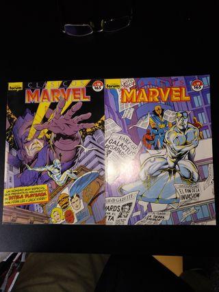 Cómics Clásicos Marvel La llegada de Galactus (4F)