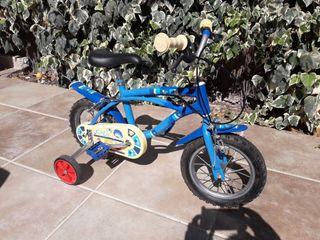 Bicicleta infantil lunnis