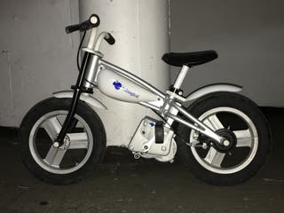 Bicicleta iniciación Imaginarium