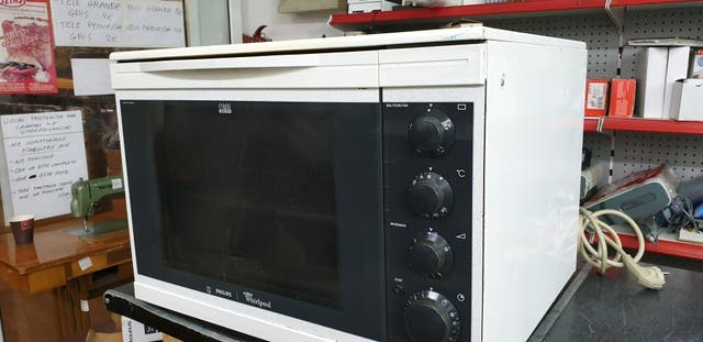 microondas con horno semi industrial piliph