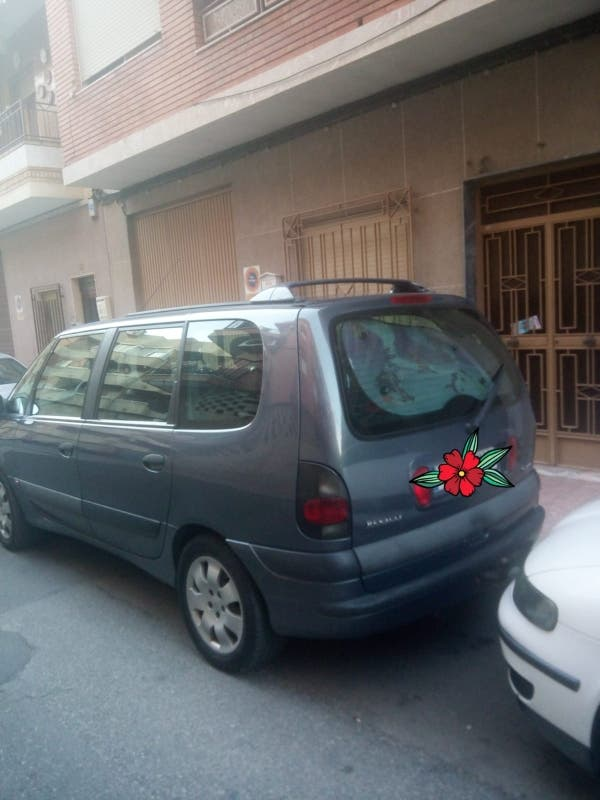 Renault Espace 2002