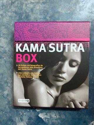 Kamasutra box libro + fichas