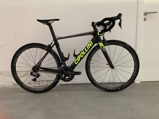 Bicicleta MCM Ultegra di2
