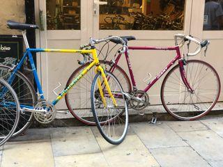 Bicicleta carretera clásica Peugeot Giant