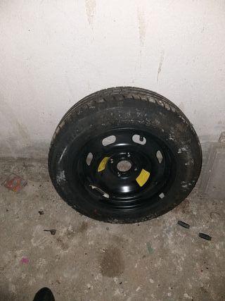 Rueda para Peugeot 4 tornillos