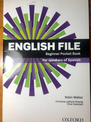 Libros inglés A1 ENGLISH FILE third edition