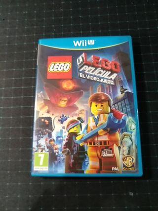 La Lego pelicula El videojuego Wii U