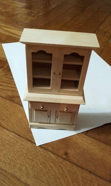Alacena para casas de muñecas
