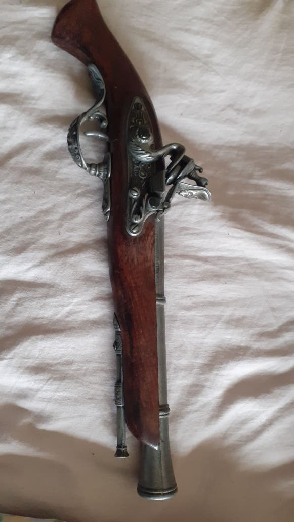 prop flintlock