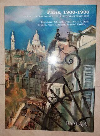 libro de arte . paris 1900-1930