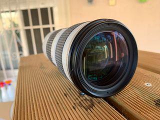 Canon EF 70-210