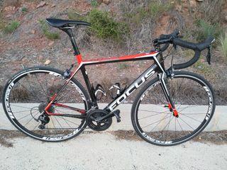 Bicicleta carretera carbono Focus Cayo