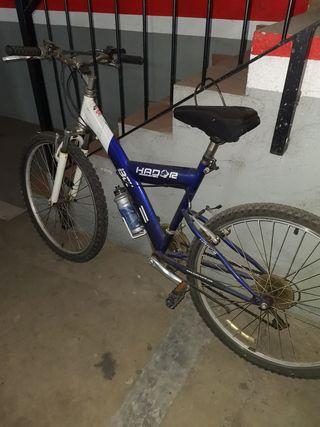 Vendo bicy por no usar