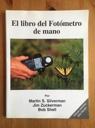 El libro del fotómetro de mano