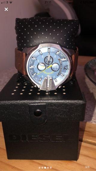 Genuine DIESEL Master Chief S/Steel Watch