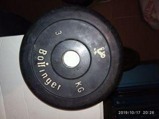 Pesa/Disco 3 kg