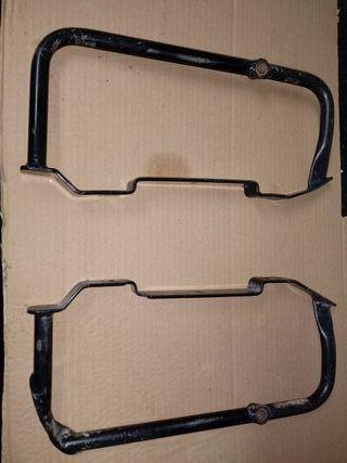 protectores radiador KTM