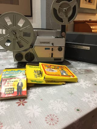 Proyector cinekon 45€