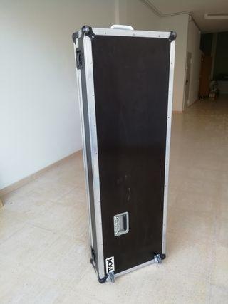maleta rigida para pianos 88 teclas.
