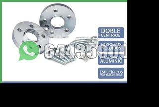 Separadores de rueda AUDI A3 A4 A5 A6 TT