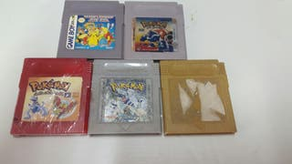 juegos game boy pokemon