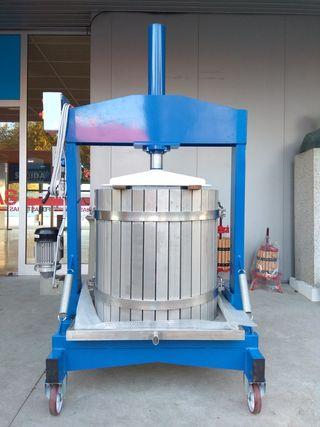 Prensas Hidraulicas para Sidra o Vino