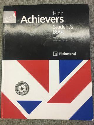 High Achievers student's Book Richmond