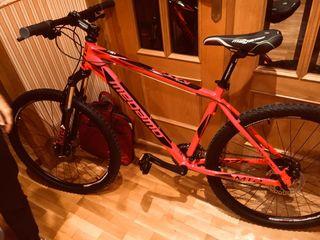 Bicicleta Megamo a estrenar