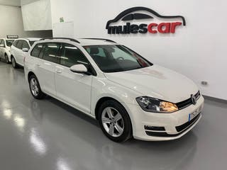 Vw Golf Familiar 2015