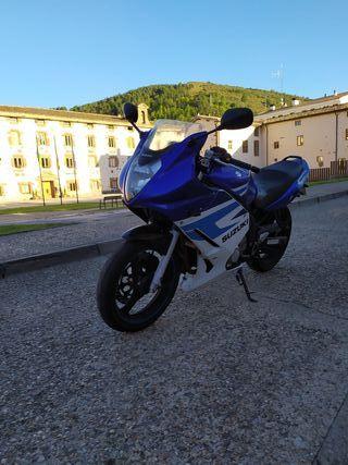 Suzuki GS500F carnet A2