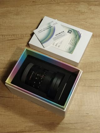 Objetivo Laowa 10-18 f4.5-5.6 C-Dreamer Sony FE